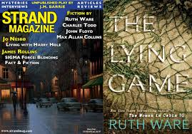 The Lying Game By Ruth Ware Plus The Summer Issue With A New Short