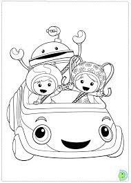 umizoomi printable coloring pages coloring