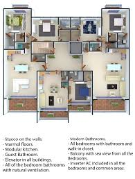 flooring guest house floor plans the deck guest house apartamentos regatta blue bay