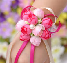 Prom Corsages Discount Prom Corsage Bracelets 2017 Prom Corsage Bracelets On