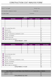 100 jsa template analysis business impact analysis template