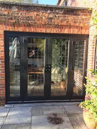 leaded glass french doors oak windows and doors with leaded glass medina joinery
