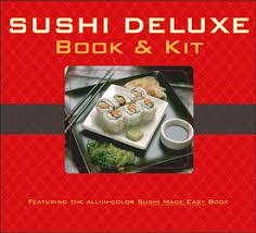 kit cuisine du monde collectif sushi deluxe book and kit cuisine du monde livres