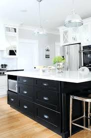black kitchen island pendants phoenix modern with granite top cart