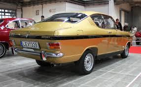 opel kadett 1972 file oldtimer show 2008 082 opel kadett b gills coupe rear