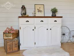 French Provincial Furniture by White French Provincial Buffet Country Style Painted In A Warm