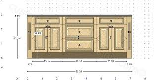 lately kitchen cabinets design drawings floor plan and elevations