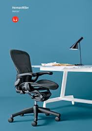 aeron chairs brochure herman miller pdf catalogue technical