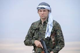 Kurds Discovered An Isis Tank And Did Something Awesome To by The U S Veteran And Wisconsin Boy Who Went To Fight Isis In Syria