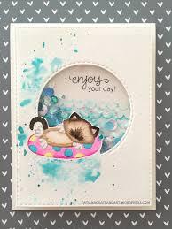 enjoy your day birthday card series tatiana craft and