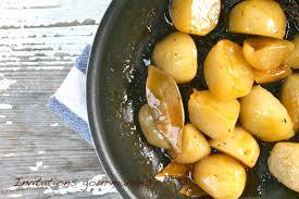 cuisiner navets nouveaux navets glacés miel et thym invitations gourmandes