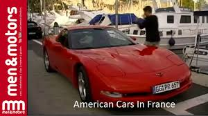 french sports cars richard hammond drives american cars in france youtube