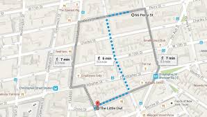 carrie bradshaw u0027s apartment how to find it free tours by foot