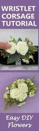 How To Make A Bridal Bouquet Red Rose Wedding Bouquet Easy Diy Flower Tutorials Learn How To