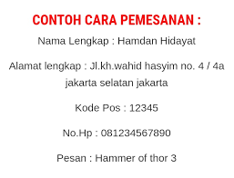 distributor resmi hammer of thor di indonesia hammer of thor asli