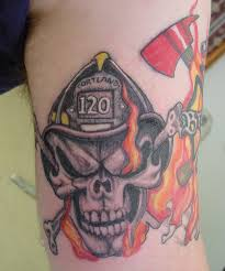 firefighter tattoo for you in 2017 real photo pictures images