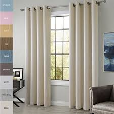 Hang Curtains High And Wide Extra Wide Curtain Panels Amazon Com