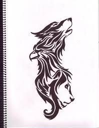 filipino flag tattoo designs wolf eagle lion tattoo by moehawk37 on deviantart nice tattoo