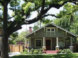 single story craftsman style homes l a places bungalow heaven