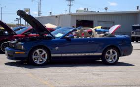 ford mustang 2009 convertible vista blue 2009 ford mustang convertible mustangattitude com