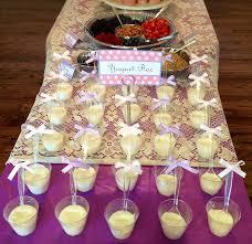 yogurt bar for brunch baby shower diy party event ideas