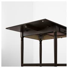 Square Drop Leaf Table Ingatorp Drop Leaf Table Ikea