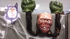 awesome halloween office decoration theme ideas halloween office