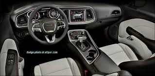2010 Dodge Charger Interior 2015 2017 Dodge Challenger The Muscle Cars Return