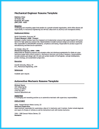 Resume Personal Statement by Write My Essays Today Mechanical Engineering Cv Personal