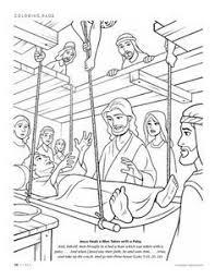 Jesus Heals The Blind Man Preschool Craft Healing The Blind Man Bible Coloring Pages Pinterest Jesus