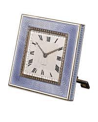 art deco desk clock by cartier clocks since 1912 m s rau