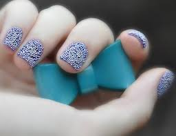 50 most beautiful caviar nail art design ideas for trendy girls