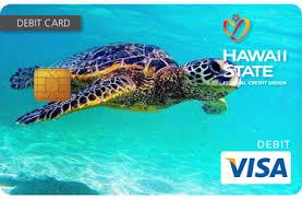 customized debit cards customized debit card hawaii state fcu
