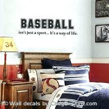 baseball bedroom decor vintage baseball bedroom sophisticated baseball room decor like