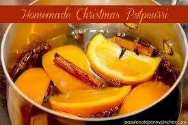 Simmer Pot Recipes Homemade Cinnamon Potpourri Passionate Penny Pincher
