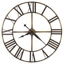 Art Wall Clock by Uttermost Ronan Wall Clock Hayneedle