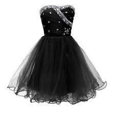 aliexpress com buy short black white cocktail dresses 2017