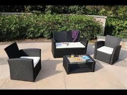 rattan garden furniture clearance sale uk youtube