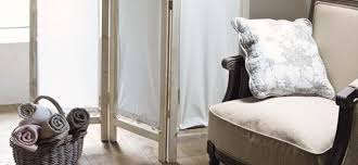 How To Divide A Room With Curtains by 5 Ways To Divide A Room Without Using Walls Groomed Home