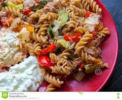 Cooking Cottage Cheese by Pasta With Tuna Vegetables Cottage Cheese U0026 Coleslaw Cooking