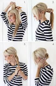 Sch E Hochsteckfrisurenen Mittellange Haare by Frisch 12 Schöne Einfache Frisuren Für Mittellange Haare Neuesten