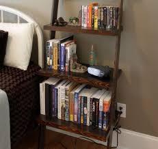 Nightstand Bookshelf Gorgeous Ideas Of Modern Wall Mounted Bookshelves