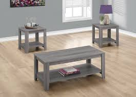 zipcode design bulma coffee table set u0026 reviews wayfair