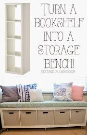 How To Build A Wood Toy Box Bench by Best 25 Toy Storage Ideas On Pinterest Kids Storage Living