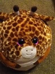giant giraffe beanie boo art beanie boos giraffes