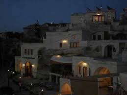 konak bezirhane boutique hotel in cappadocia turkey view