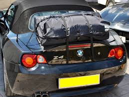 fiat roadster fiat 124 spider luggage rack boot bag for 2017 model