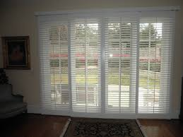 faux wood blinds for sliding glass doors choice image glass door