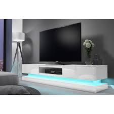 modern led white high gloss tv unit tv cabinet tv stand storage