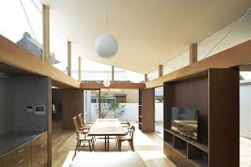 Home Beautiful Original Design Japan Arii Irie Architects Uses Angled Windows And Tilted Roofs For